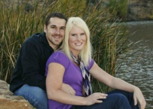 Joshua and Melissa LeBlanc, married 6 years