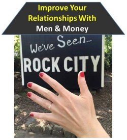 men and money issues connected
