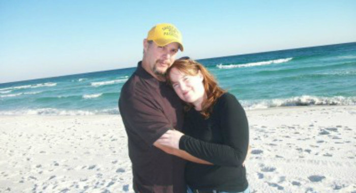 Joe and Nicole Dean, married 20 years