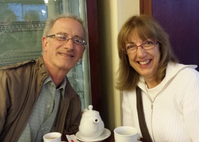 Bob and Paula Scardamalia