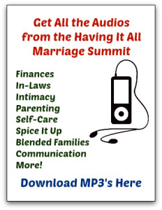Marriage Audios