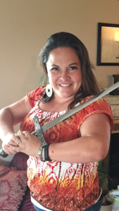 martina muir warrior